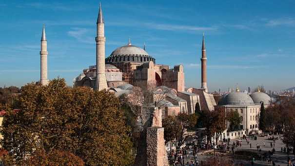 Ayasofya & The Haghia Sophia