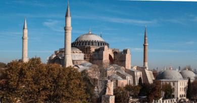 Ayasofya & The Haghia Sophia