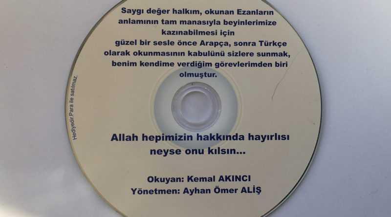 🇹🇷Ezanın önce Arapça sonra Türkçe örneği 🇺🇸Azan Arabic and …