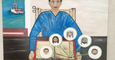 O ELÇİ İSADIR /// He is the Envoy Jesus